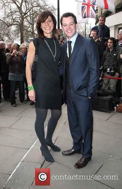 Julia Bradbury The TRIC awards 2010 (Television and...