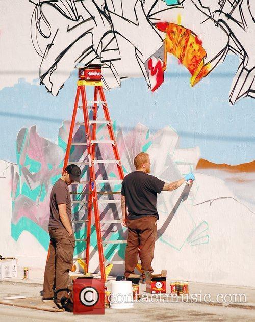 Rapes of Ohio World Famous graffiti artists participate...