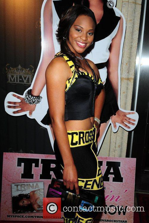 Brianna  Trina Album Release Party held at...