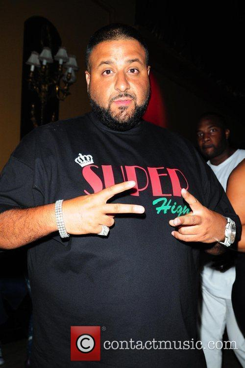 DJ Khaled Trina Album Release Party held at...