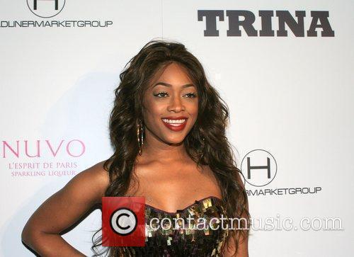 Trina Rap star Trina's birthday celebration at Mia...