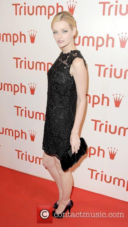 Lydia Hearst-Shaw The Triumph Inspiration Awards 2010, held...