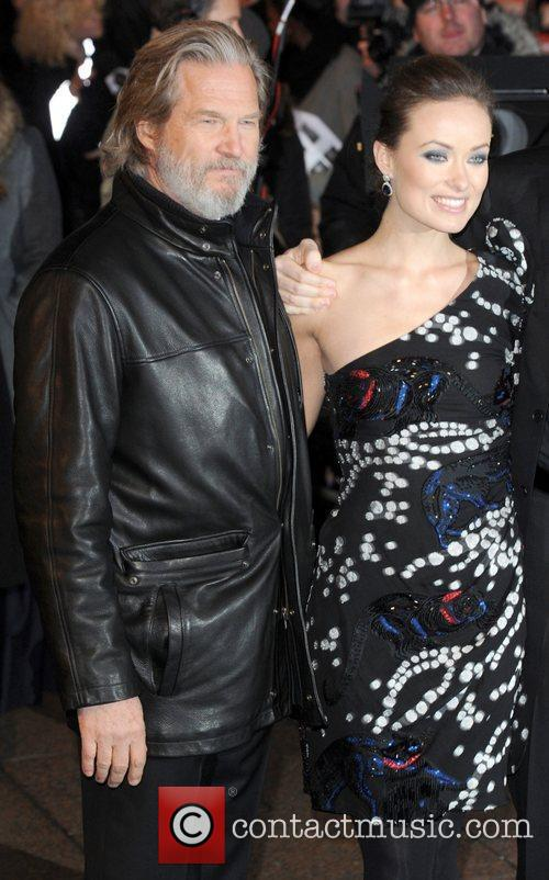 Olivia Wilde and Jeff Bridges 5