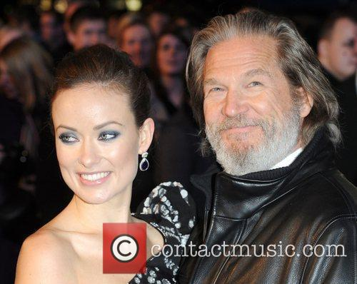 Olivia Wilde and Jeff Bridges 9