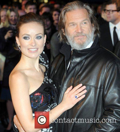 Olivia Wilde and Jeff Bridges 7