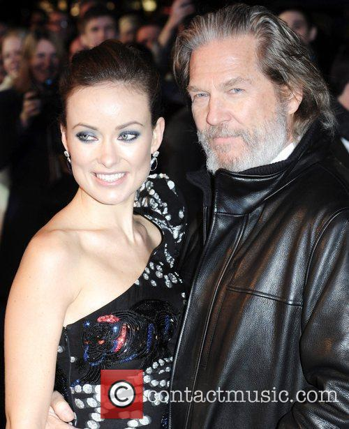 Olivia Wilde and Jeff Bridges 10