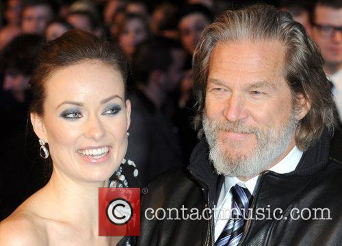 Olivia Wilde and Jeff Bridges 3