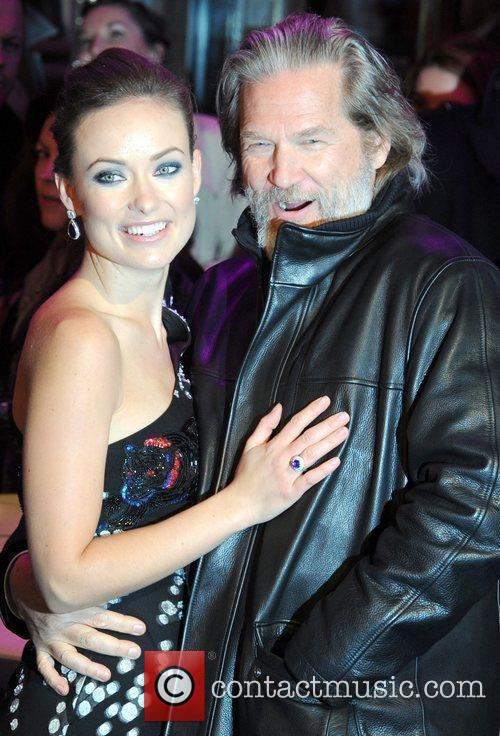 Olivia Wilde and Jeff Bridges 2