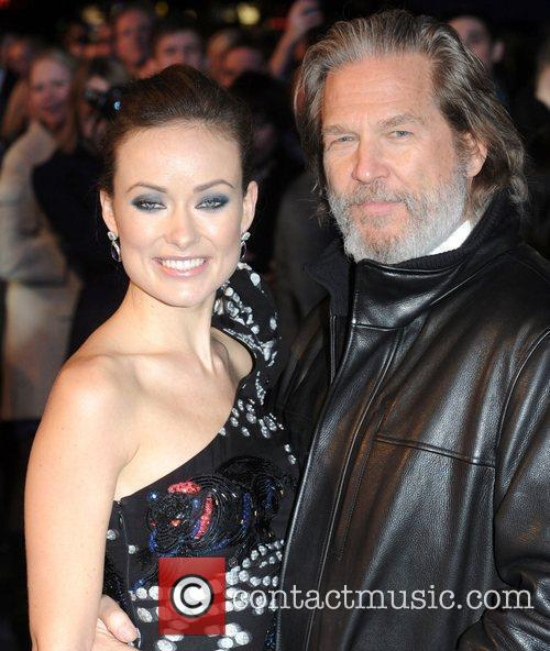 Olivia Wilde and Jeff Bridges 8