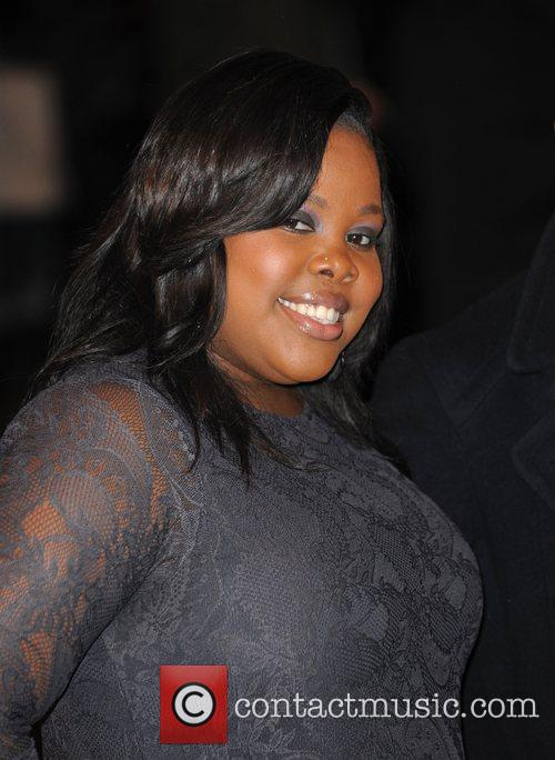Amber Riley and Glee 3