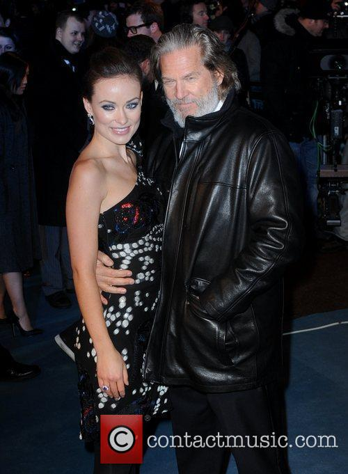 Olivia Wilde and Jeff Bridges 4