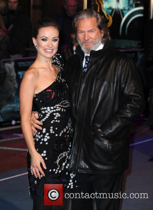 Olivia Wilde and Jeff Bridges 6