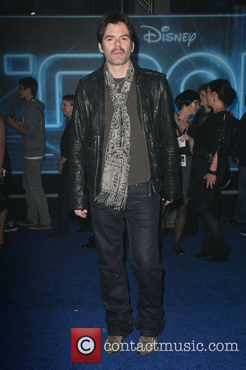 Billy Burke Los Angeles Premiere of Tron: Legacy...