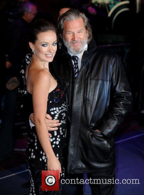 Olivia Wilde and Jeff Bridges 1