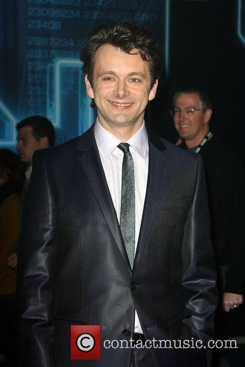 Michael Sheen Los Angeles Premiere of Tron: Legacy...