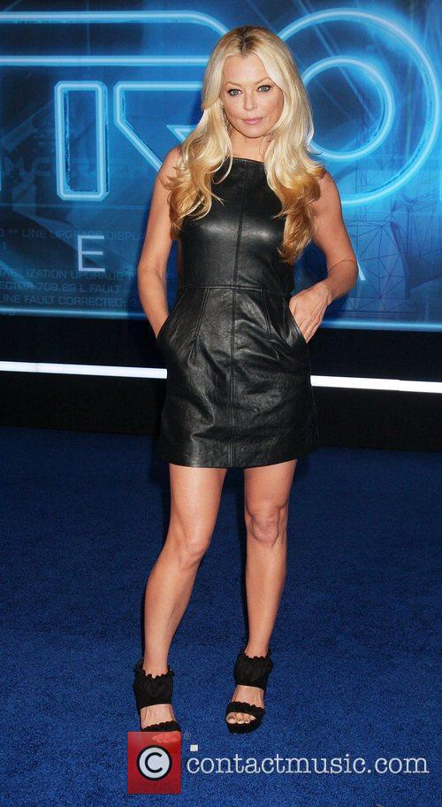 Charlotte Ross Los Angeles Premiere of Tron: Legacy...