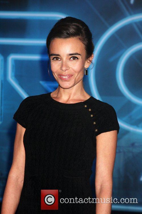 Elodie Bouchez Los Angeles Premiere of Tron: Legacy...