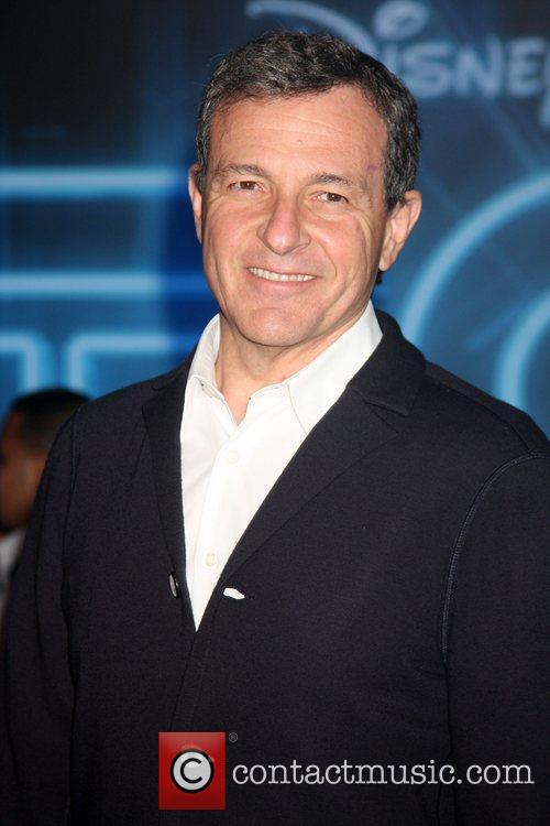 Robert Iger  Los Angeles Premiere of Tron:...