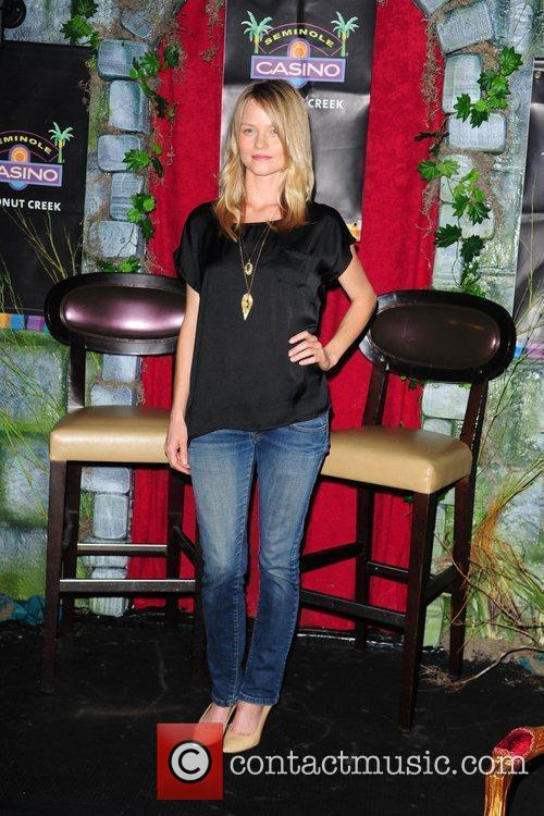 Lindsey Pulsipher of the HBO series 'True Blood'...