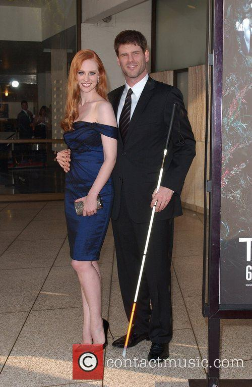 Deborah Ann Woll and guest HBO's True Blood...