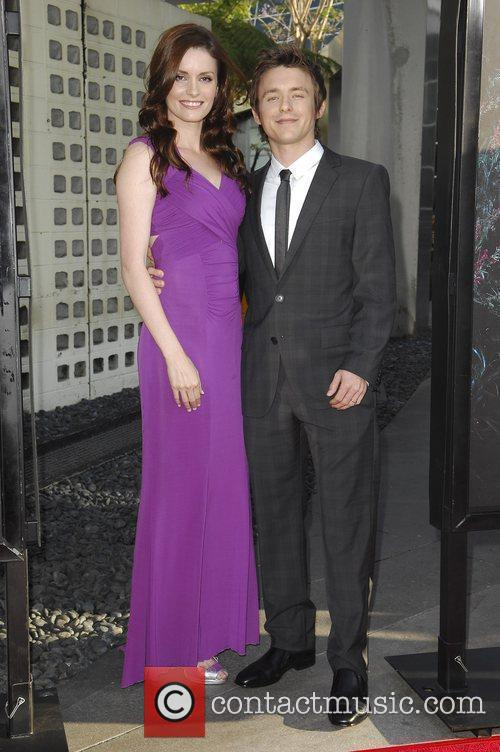 Marshall Allman And Jamie Anne Allman