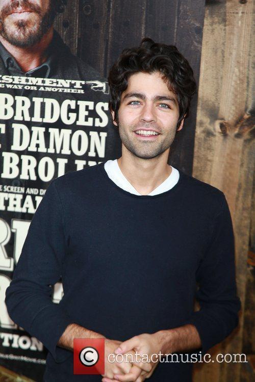 Adrian Grenier,  New York Premiere of 'True...