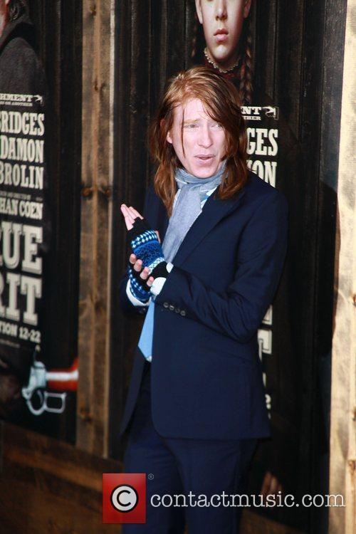 Domhnall Gleeson,  New York Premiere of 'True...