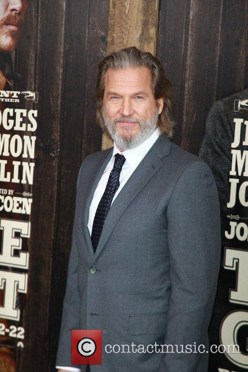 Jeff Bridges,  New York Premiere of 'True...