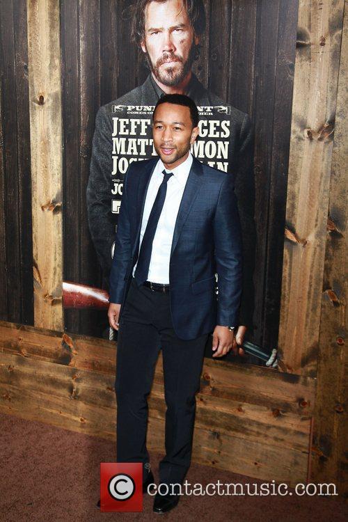 John Legend,  New York Premiere of 'True...