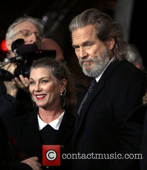 Susan Bridges, Jeff Bridges  New York Premiere...