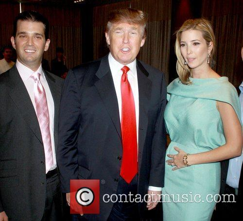 Donald Trump, Jr. and Ivanka Trump 6