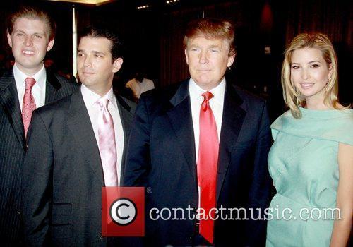 Eric Trump and Donald Trump 2