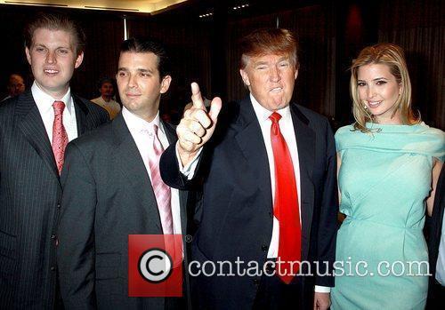 Eric Trump and Donald Trump 1