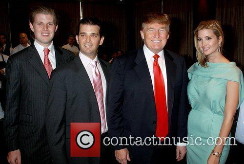 Eric Trump and Donald Trump 3