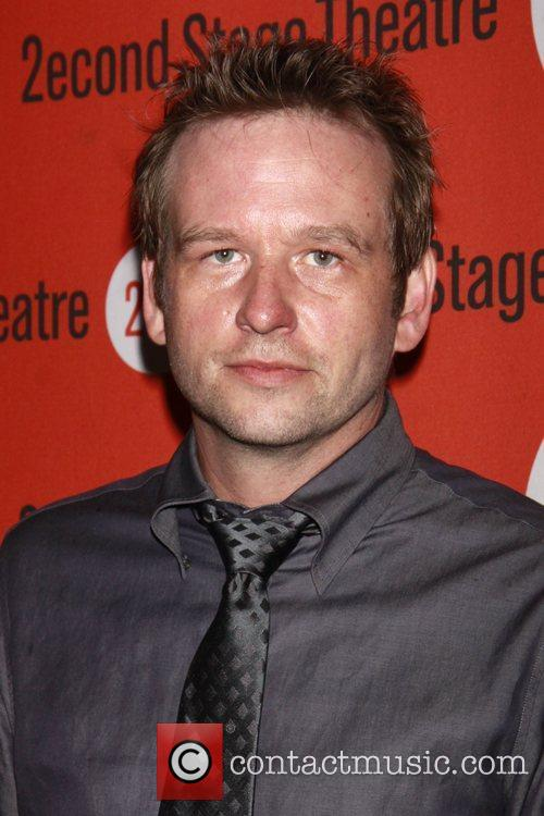 Dallas Roberts Opening night of the Off-Broadway production...