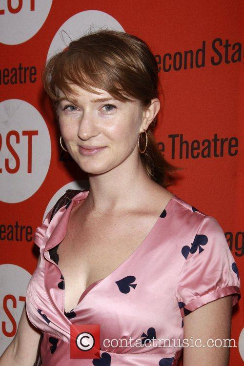 Haley Feiffer Opening night of the Off-Broadway production...