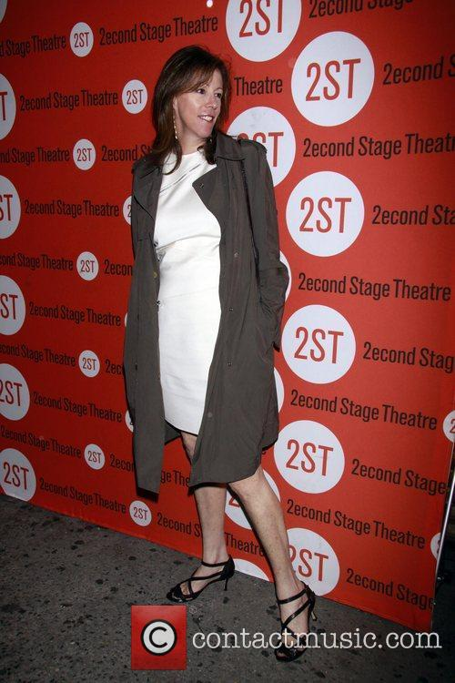Jane Rosenthal Opening night of the Off-Broadway production...