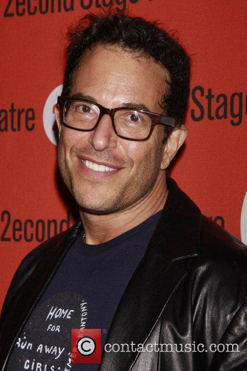 Michael Mayer Opening night of the Off-Broadway production...