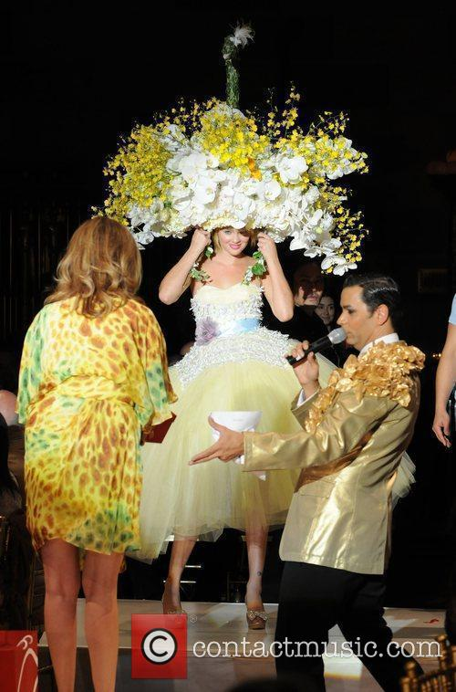 The 9th annual 'Tulips & Pansies: A Headdress...