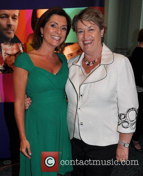 Colette Fitzpatrick, Nora Owen TV3 launches its 2010...