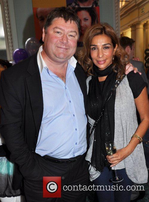 Trevor Walsh, Shobna Gulati  TV3 launches its...