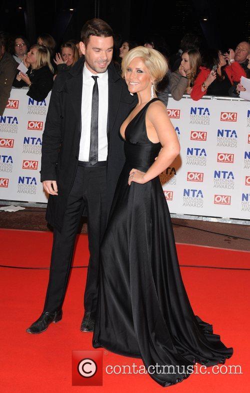Heidi Range National Television Awards held at the...