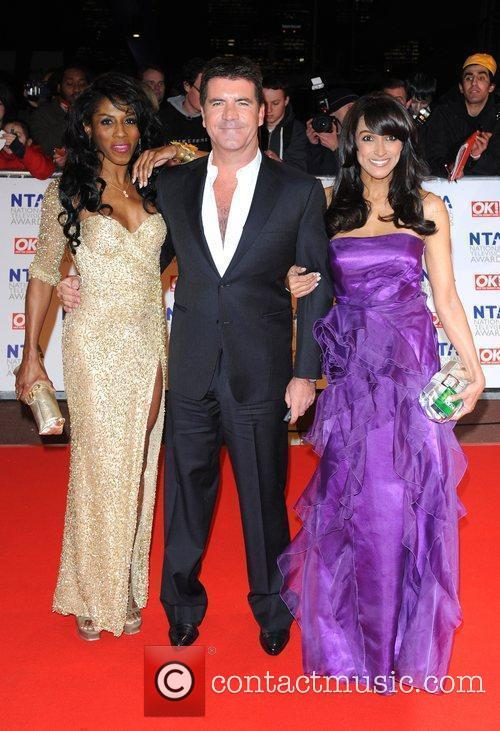 National Television Awards held at the O2 Arena.
