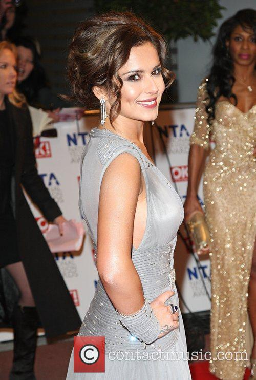 Cheyl Cole The National TV awards 2010 (NTA's)...