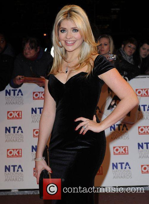Holly Willoughby  The National Television Awards held...