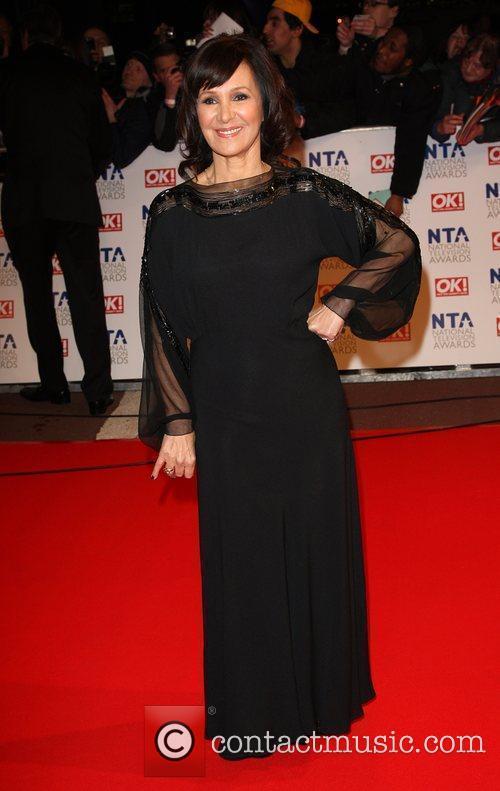 Arlene Phillips The National TV awards 2010 (NTA's)...