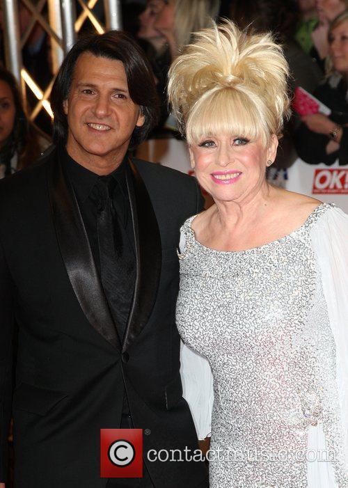 Barbara Windsor with her husband Scott Mitchell The...