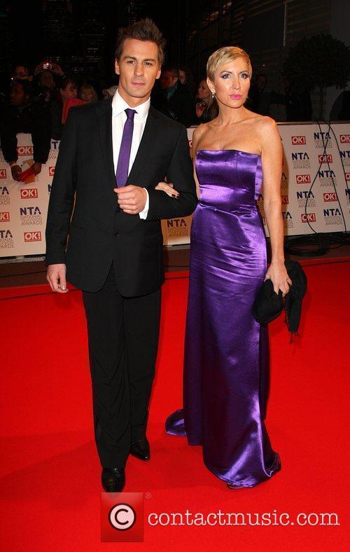 Heather Mills with her boyfriend Jamie Walker The...