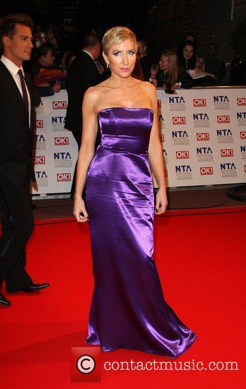 Heather Mills The National TV awards 2010 (NTA's)...