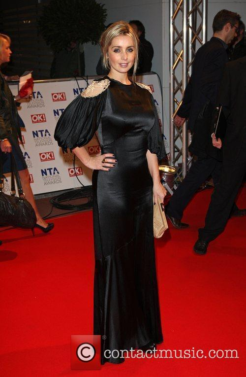 Louise Redknapp The National TV awards 2010 (NTA's)...